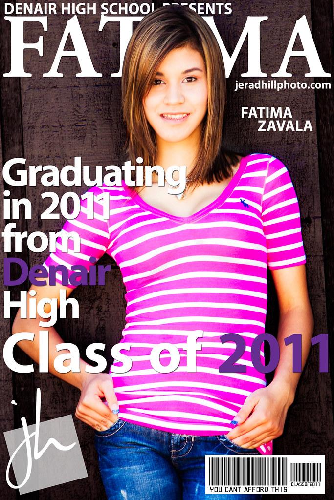 Denair High School Senior Portraits - Fatima