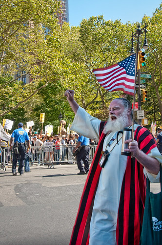 Tea Party Santa