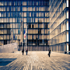 :: BnF :: (Marc Benslahdine) Tags: people paris building lines french soleil office flag explorer explore ciel bnf frontpage postprocess bibliothquenationaledefrance lightroom portes traitement explored tamron1750mmf28 canoneos50d marcopix tripax marcbenslahdine wwwmarcopixcom wwwfacebookcommarcopix entreeouestbnf gettyimagesfranceq1 marcopixcom