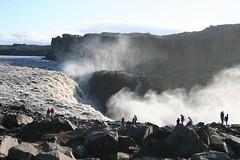 Dettifoss Cascatas Islândia