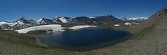 le lac de la Rocheure