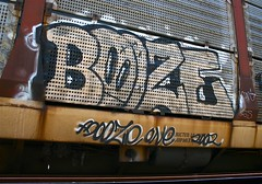 BoozeOne (mightyquinninwky) Tags: railroad 2002 face train graffiti character tag graf tracks railway tags tagged railcar 02 rails booze xxx graff graphiti freight carcarrier trainart autorack holyroller rollingstock paintedtrain fr8 railart spraypaintart freightcar movingart paintedsteel freightart autoraxx paintedrailcar paintedfreight paintedautorack taggedrailcar autorax taggedautorack taggedfreight boozeone 11223344556677 carfireonflickr charactersformyspacestation