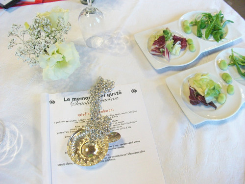 ripartono i corsi di cucina 2010 firmati da le memorie del gusto ad aquaviva delle fonti bari