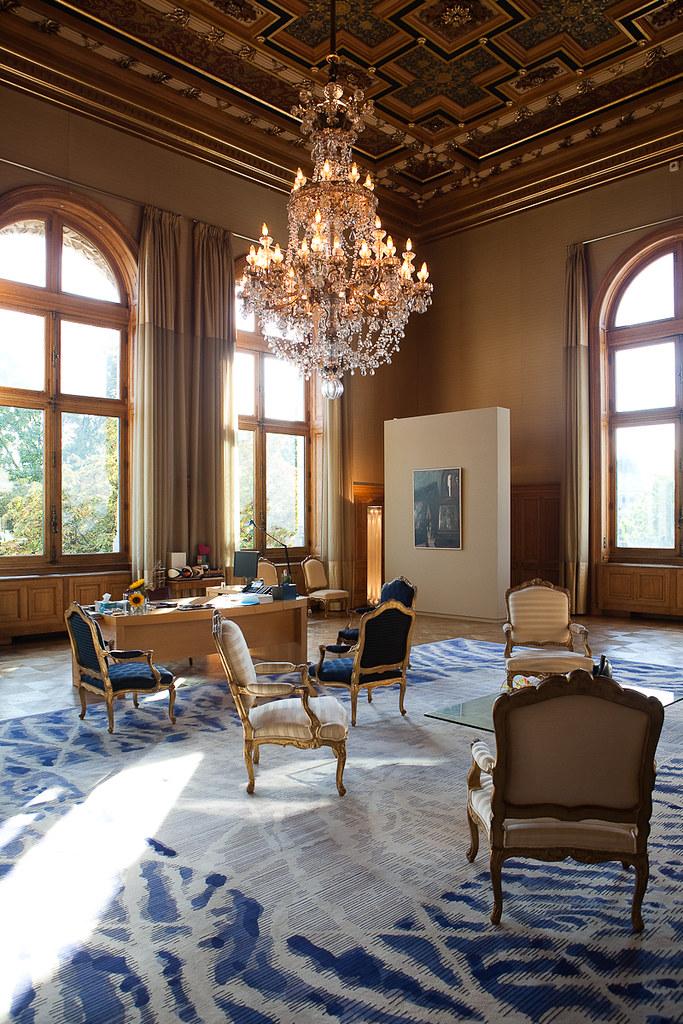 Hôtel de Ville de Paris - Bureau du Maire de Paris