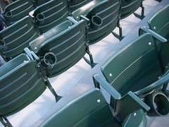 Camden Seats (GitanaFeet) Tags: yards baseball stadium camden baltimore seats seating orioles ballpark cupholders