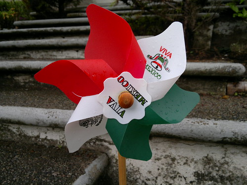 Mexican Independece Bicentennial home decorations