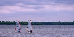 Senftenberger See (C MB 166) Tags: lake germany deutschland windsurfing windsurfen senftenberg senftenbergersee