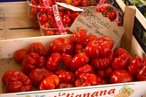 Borgo tomatoes