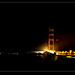 Golden Gate Bridge @Night