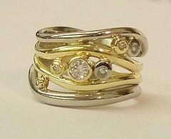 Nemo style diamond ring 2