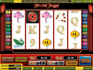 Eastern Dragon Slot Machine Online ᐈ Amaya™ Casino Slots