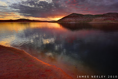 Wakeup Call (James Neeley) Tags: sunrise landscape utah hdr lakepowell 5xp jamesneeley