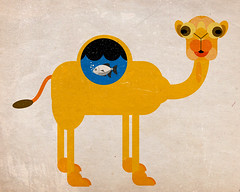camello (alvaro tapia hidalgo) Tags: geometric animals illustration graphic camel vector camello grafica ilustracion