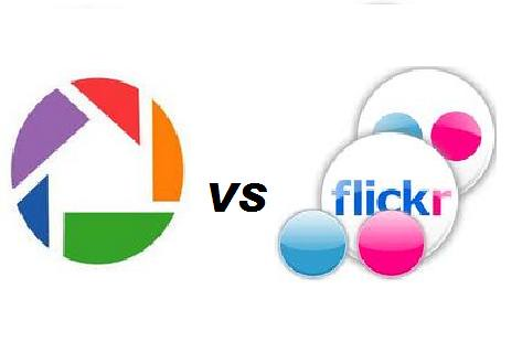 picasa vs flickr