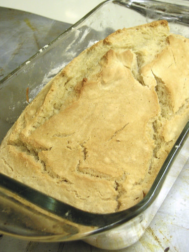 Beer bread!
