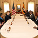 Secretary Clinton Holds a Bilateral With Ugandan President Museveni