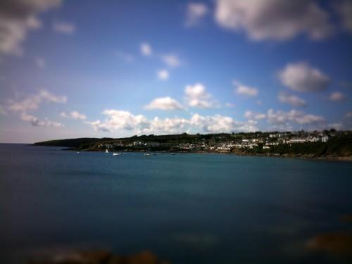 Tiltshift: Portscatho