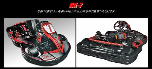 ハーバーサーキット RX-7
