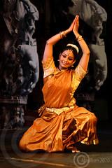 Shiva Natyanjali (ind{yeah}) Tags: woman india heritage girl night canon temple dance lowlight fineart culture sigma stageshow shiva hindu bharatanatyam madz natyanjali