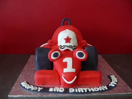 3d Roary cake