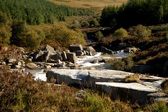 NorthGlenSannoxWater (Assja) Tags: autumn mountains fall water leaves forest landscape golden scotland highlands rocks stream heather herbst glen hills naturereserve valley bracken rowan isleofarran birches indiansummer birchtree schottland wirbel herbststimmung ruska naturreservat hochland wildbach zauberwald birkenwald farnkraut heidekraut ebereschen torfmoor remarkabletrees feenwald wildpfad thebrackenisgoldinthesun northendofarran subarktischestimmung