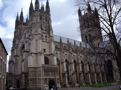 Canterbury Cathedral, Kent, UK
