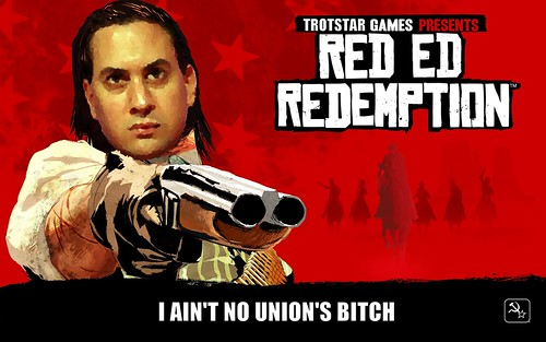 Red Ed Redemption