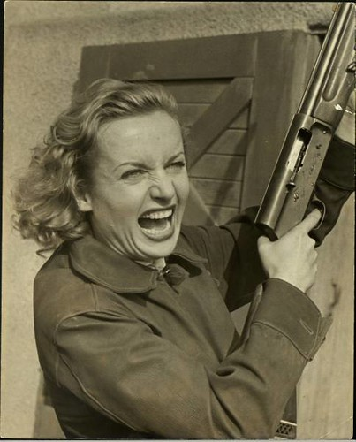 Carole Lombard: Armed and Dangerous