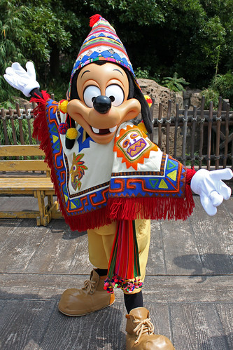 Meeting Lost River Delta Max Goof