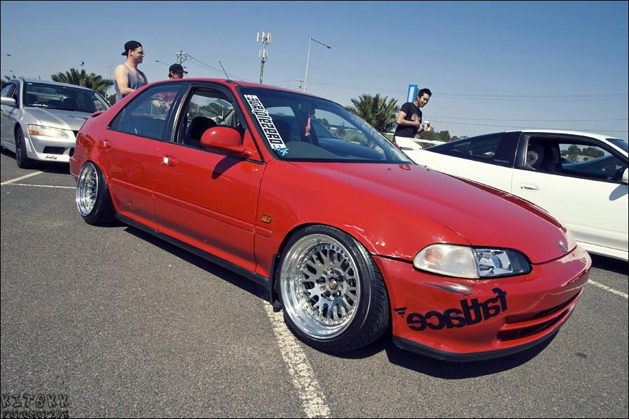 Oxer: New Honda Civic - Jessica 5032868992_bea19de02c_b