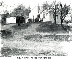 School No.3 in Dublin New Hampshire (Keene and Cheshire County (NH) Historical Photos) Tags: school students schoolchildren dublinnh dublinnewhampshire maryerobbe no3school