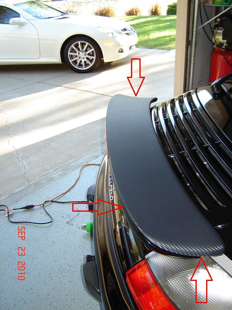 Carbon Fiber Hood Porsche Acura Bmw Toyota Vinyl Wrap Who Else Will Do It 650 417