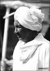 Life (shootforu.com) Tags: portrait bw white man closeup market head wrap blackwhitephotos canon450d