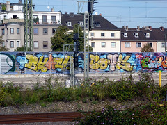 Graffiti in Kln/Cologne 2010 (kami68k [Cologne]) Tags: graffiti cologne kln illegal bb bombing bunt 2010 beachboys