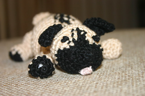 Crochet Puggy (1)
