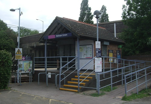 welhamgreenstation