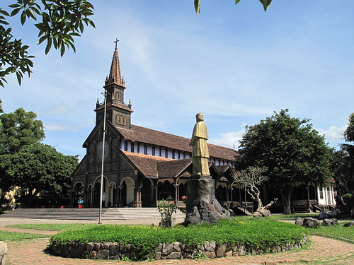 Kon Tum Cathedral- The pride of Tay Nguyen People