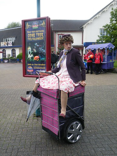Granny Trolleys 96
