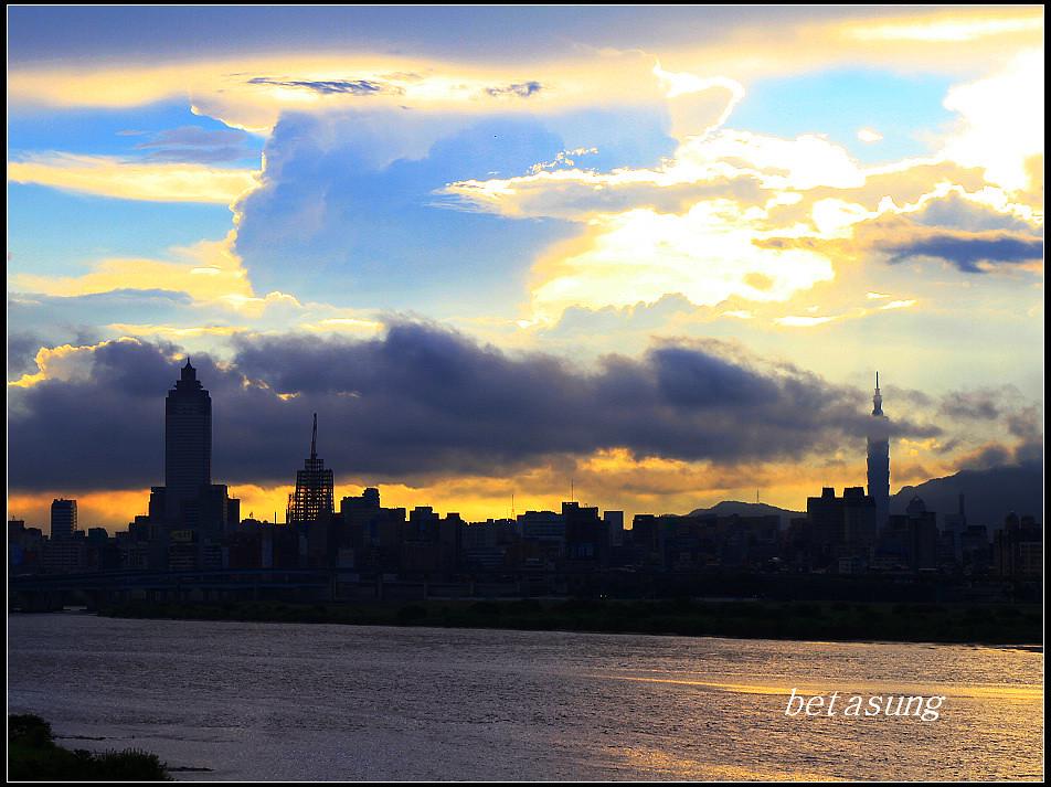 早安   新北大橋
