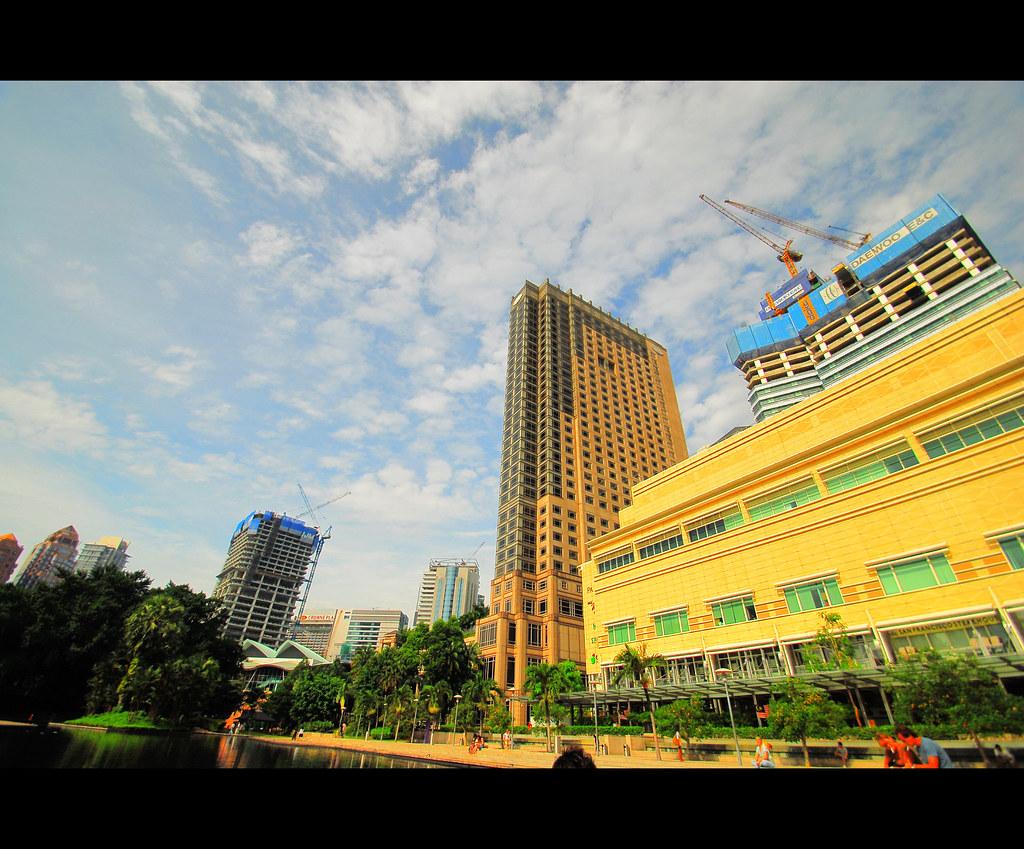 cuti-cuti malaysia   klcc   towerthree