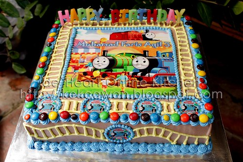 Cake Thomas & Friends