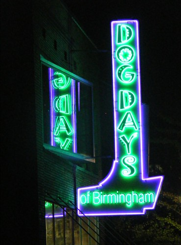 Dog Days of Birmingham. acnatta/Flickr