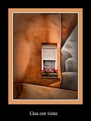 Una casa con vistas II (Kepa_photo) Tags: art raw olympus zuiko euskalherria euskadi paisvasco 43 vitoriagasteiz fourthirds olympuse1 digital43 livemos fachadacolorescálidos kepaphoto kepaargazkiak