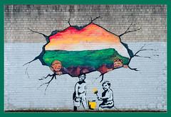 The Craic (Armando Fusco) Tags: boys graffiti belfast rights craic nireland nikkor50mmf18d nikond300 rhyminsimon fallsrooad