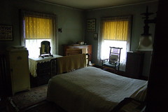 Grainger's Bedroom