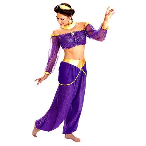 Aladdin Disney Jasmine Deluxe Adult Costume