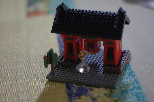 Nano block from Japan