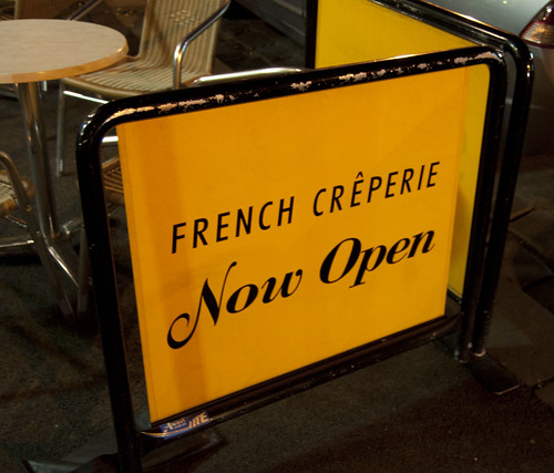 french creperie now open