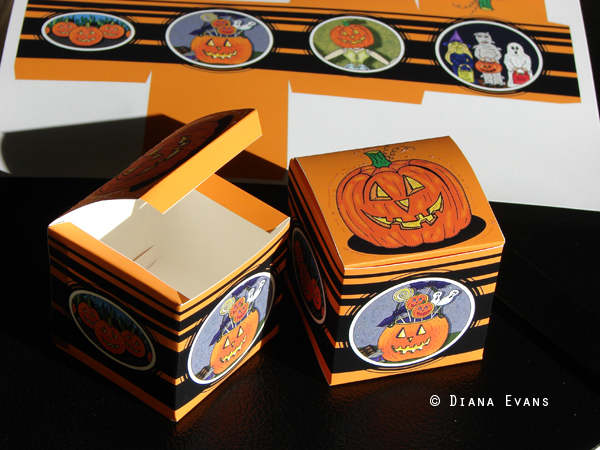 halloween boxes free download