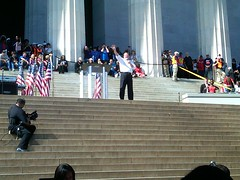 Ed Schultz Speaks To One Nation Rally